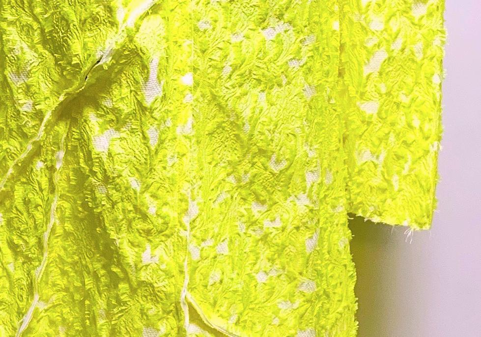 TSUKUHIRO'S textile